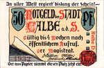 Germany, 50 Pfennig, 213.3