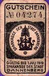 Germany, 5 Pfennig, D2.3c