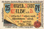 Germany, 25 Pfennig, 213.3