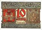 Germany, 10 Pfennig, 352.2a