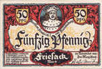 Germany, 50 Pfennig, 396.1a