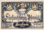 Germany, 75 Pfennig, 396.1a