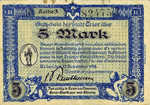 Germany, 5 Mark, 523.01b