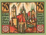 Germany, 50 Pfennig, 344.5