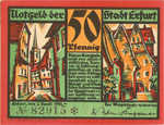 Germany, 50 Pfennig, 344.5