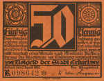 Germany, 50 Pfennig, 344.4