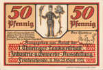 Germany, 50 Pfennig, 393.2