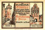 Germany, 25 Pfennig, 465.1a