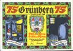 Germany, 75 Pfennig, 489.2a