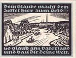 Germany, 25 Pfennig, 419.1