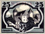 Germany, 25 Pfennig, G45.3b