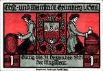 Germany, 1 Mark, 489.3