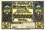 Germany, 25 Pfennig, 490.1a