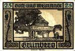 Germany, 25 Pfennig, 490.1a
