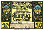 Germany, 50 Pfennig, 490.1a