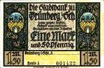 Germany, 1.5 Mark, 490.1a