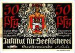 Germany, 50 Pfennig, 412.1