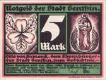 Germany, 5 Mark, 419.2