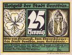 Germany, 25 Pfennig, 419.2