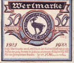 Germany, 50 Pfennig, 510.1b