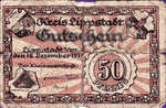 Germany, 50 Pfennig, L53.1b