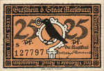Germany, 25 Pfennig, 884.1