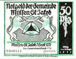 Germany, 50 Pfennig, 906.3