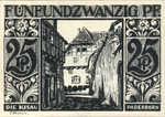 Germany, 25 Pfennig, 1043.6