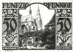 Germany, 50 Pfennig, 1043.6