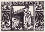 Germany, 75 Pfennig, 1043.4