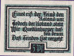 Germany, 5 Pfennig, 1088.1