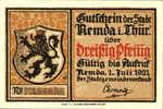 Germany, 30 Pfennig, 1115.1c