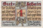 Germany, 1 Mark, 1188.1