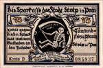 Germany, 75 Pfennig, 1275.3a
