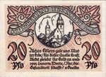 Germany, 20 Pfennig, 1314.1