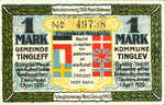 Germany, 1 Mark, 1325.1a