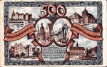 Germany, 500 Mark, 4720.2