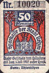 Germany, 50 Pfennig, 1351.1