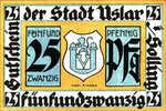 Germany, 25 Pfennig, 1355.1