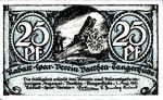 Germany, 25 Pfennig, 1357.2