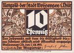 Germany, 10 Pfennig, 1404.1