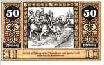 Germany, 50 Pfennig, 1433.1