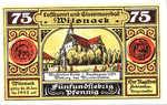 Germany, 75 Pfennig, 1433.1