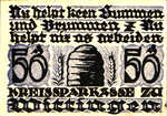 Germany, 50 Pfennig, W51.1b