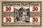 Germany, 50 Pfennig, W36.6h