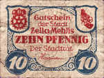 Germany, 10 Pfennig, Z6.2