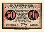 Germany, 50 Pfennig, 1050.5a