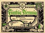 Germany, 50 Pfennig, 1063.4