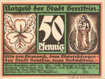 Germany, 50 Pfennig, 419.2