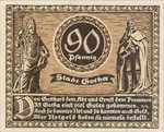 Germany, 90 Pfennig, 456.8a